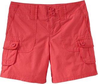 Old Navy Girls Poplin Cargo Shorts