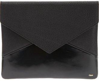 Chloé 'Patchwork' envelope clutch