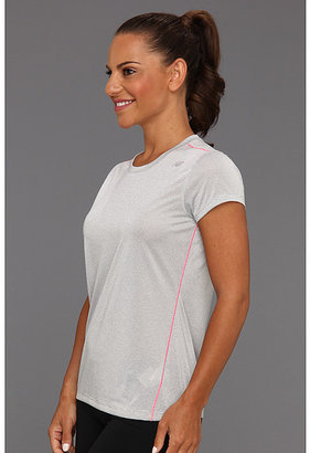 New Balance Heather Short Sleeve