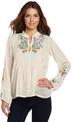 Johnny Was Women's Dharma Tunic Shirt