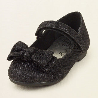Children's Place Sparkle ballet flat