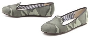 Charles Philip Sheila Camo Loafers