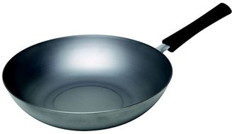 Origins Asian 12-in. Carbon Steel Stir-Fry Pan
