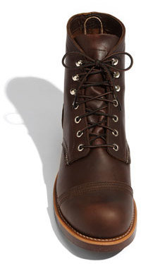 Red Wing Shoes 'Iron Ranger' Boot