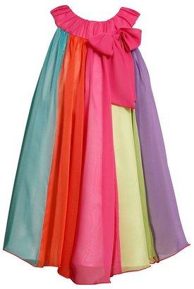Bonnie Jean colorblock swing dress - girls 4-6x