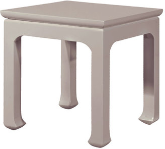 Harlow Tea Table in Taupe