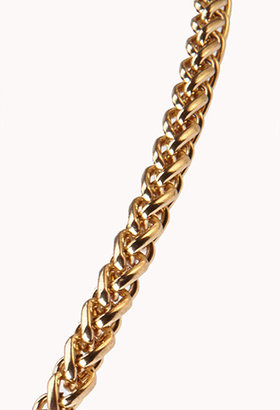 Forever 21 Edgy Chain Headband