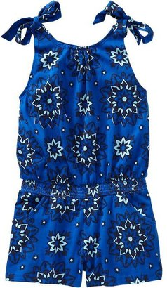 Old Navy Girls Jersey One-Pieces