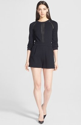 Marc by Marc Jacobs Jacquard Romper