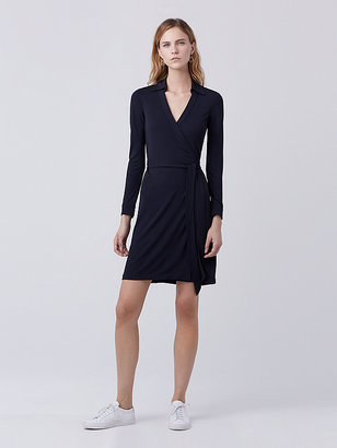 New Jeanne Two Matte Jersey Wrap Dress $368 thestylecure.com