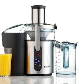 Breville BJE510XL Juice Fountain Multispeed Juice Extractor