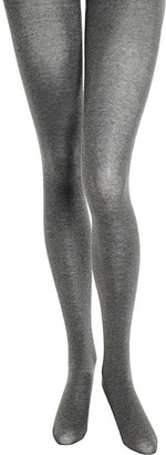 Fogal Touch Tights - Gris Mele