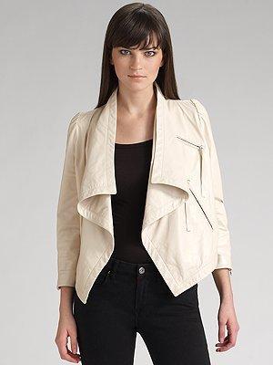 Madison Marcus Anthem Leather Jacket