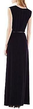 Mng by Mango Sleeveless Knit Maxi Dress