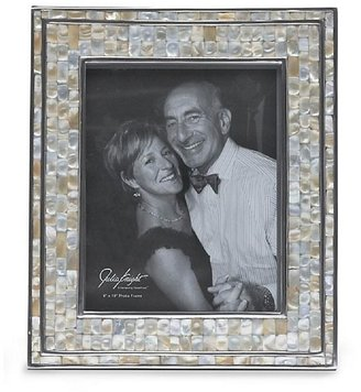 """Julia Knight Classic Mother of Pearl Frame, 8"""" x 10"""""""