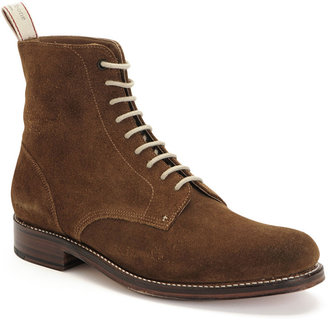 Rag and Bone Enfield Boot - Brown Suede
