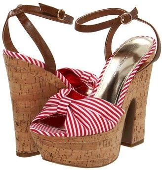 Miss Me Denda-3 (Red/White) - Footwear