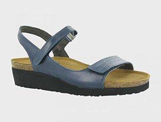 Naot Footwear Women's Madison Sandal Soft Ink Lthr 6 M US