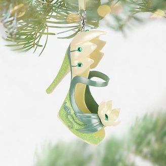 Disney Tiana Shoe Ornament