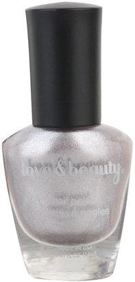 Forever 21 Love 21 Shimmering Silver Nail Polish
