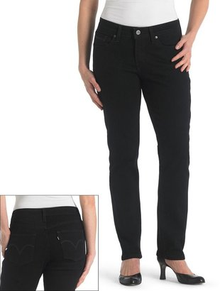Levi's solid skinny jeans - petite