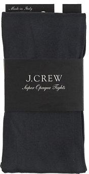 J.Crew Super-opaque tights