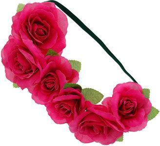 Topshop Huge Flower Stretch Headband