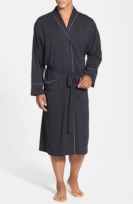 Men's Daniel Buchler Peruvian Pima Cotton Robe $135 thestylecure.com
