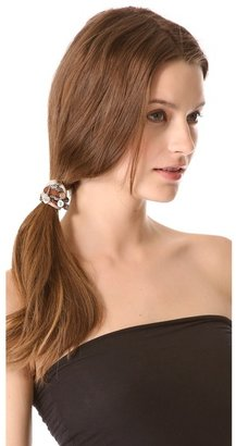 Marc by Marc Jacobs Turn Lock Cluster Pony Ties