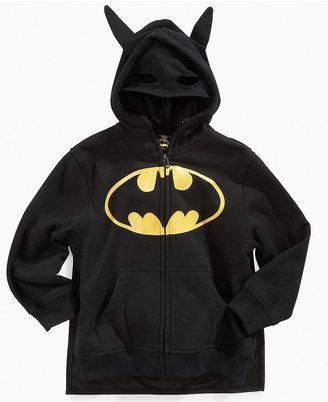Isaac Morris Kids Hoodie, Boys Batman Hoodie