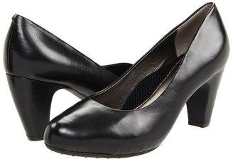 Easy Spirit Parnella (Black Leather) - Footwear