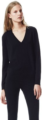 Evian Adrianna LC Sweater in Stretch Wool Blend