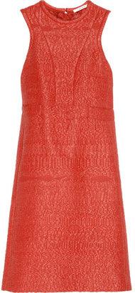 Carven Tweed shift dress