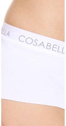 Cosabella Edge Cotton Low Rise Hotpants