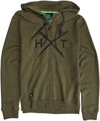 Hippy-Tree Hippytree Crest Zip Hoody