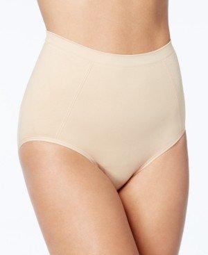 Bali Women's Extra Firm Tummy-Control Seamless Brief Underwear 2 Pack X245