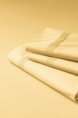 Lands' End 200-count Solid Newport Fitted Sheet