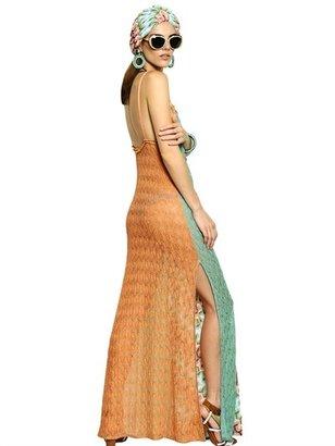 Missoni Lurex Viscose Knit Cover Up / Long Dress