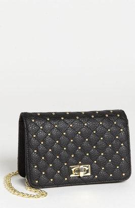 Lulu Stud Quilted Crossbody Bag
