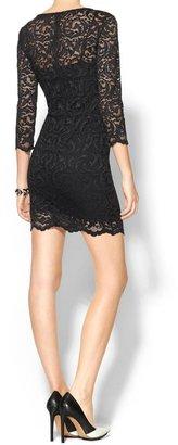 Velvet by Graham & Spencer Lace Elimina Dress
