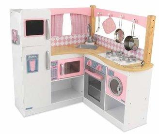 KidKraft Grand Gourmet Corner Kitchen $23 thestylecure.com