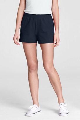 Lands' End Women's Essential Knit Shorts