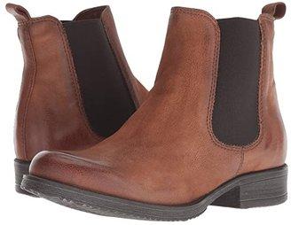 Miz Mooz Newport (Brandy) Women's Pull-on Boots