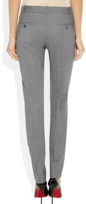 Michael Kors Samantha stretch-wool skinny pants