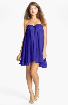 Blaque Label Chiffon Babydoll Dress