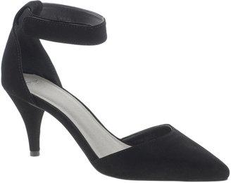 Asos SONIC Pointed Heels - Black