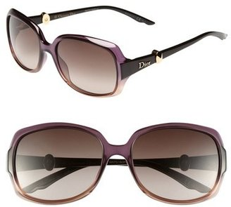 Christian Dior 'Mystery 2' 56mm Sunglasses