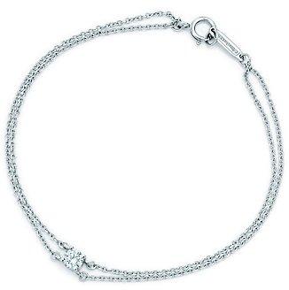 Tiffany & Co. Solitaire Diamond Bracelet