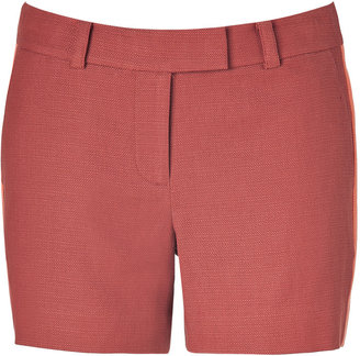 Rachel Zoe Terracotta-Multi Tencel-Cotton Woven Maya Shorts