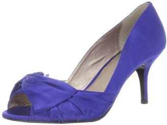Luichiny Women's Best One Yet Peep-Toe Pump